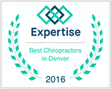 2016 chiropractic expertise award image