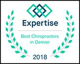 2018 chiropractic expertise award image